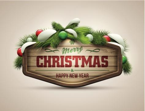 Frohe Weihnachten und ein frohes neues Jahr!